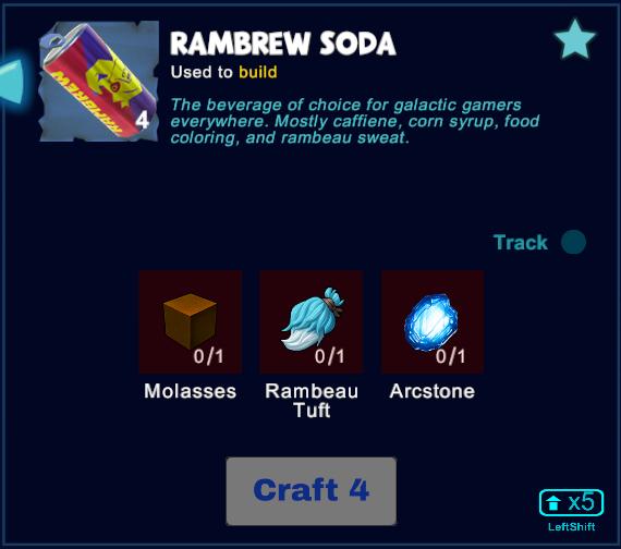 Rambrew Soda