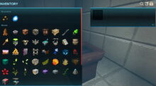 Creativerse flower pot 2017-08-08 usable items partly bugged.jpg