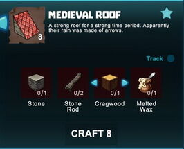 Creativerse R41 crafting recipes colossal castle medieval roof01.jpg