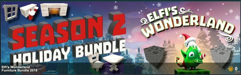 Elfi's Wonderland Furniture Bundle 2018