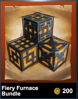 Fiery Furnace Bundle