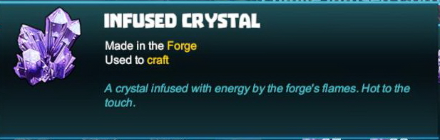 Infused Crystal