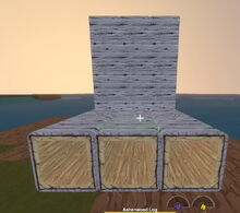 Creativerse R40 Ashenwood Logs building blocks001.jpg