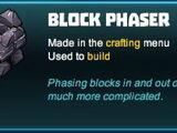 Block Phaser