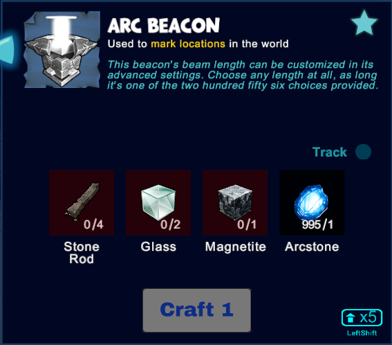 Arc Beacon