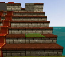Creativerse R41 colossal castle Medieval Stairs1.jpg