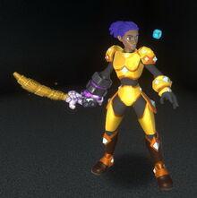 Creativerse First fantasy yellow orange 2018-08-22 21-50-59-98 5 basic armor costume sets.jpg