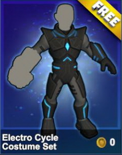 Electro Cycle Arms
