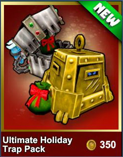 Ultimate Holiday Trap Pack