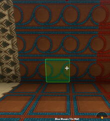 Creativerse Blue Mosaic Tile Wall1010.jpg