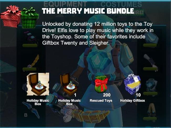 Merry Music Bundle