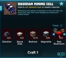 Creativerse obsidian mining cell 2019-04-29 21-07-33-3206 crafting mining cell.jpg