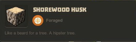Shorewood Husk