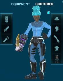 Creativerse Electro cycle legs 2018-08-22 20-11-23-24 5 basic armor costume sets.jpg