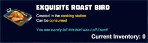 Exquisite roast bird desc.png