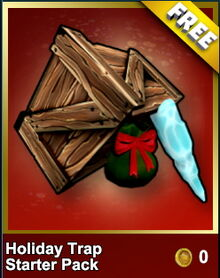 Creativerse holiday trap starter pack.jpg