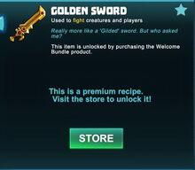 Creativerse sword crafting recipe 92.jpg