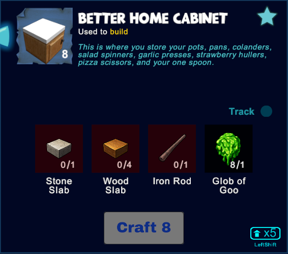 Better Home Cabinet