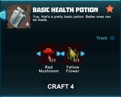 Creativerse R41 crafting recipes basic health potion01.jpg