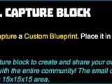 Small Capture Block