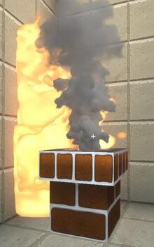Creativerse Gingerbread Chimney sets tar on fire 2019-01-03 03-36-06-11.jpg