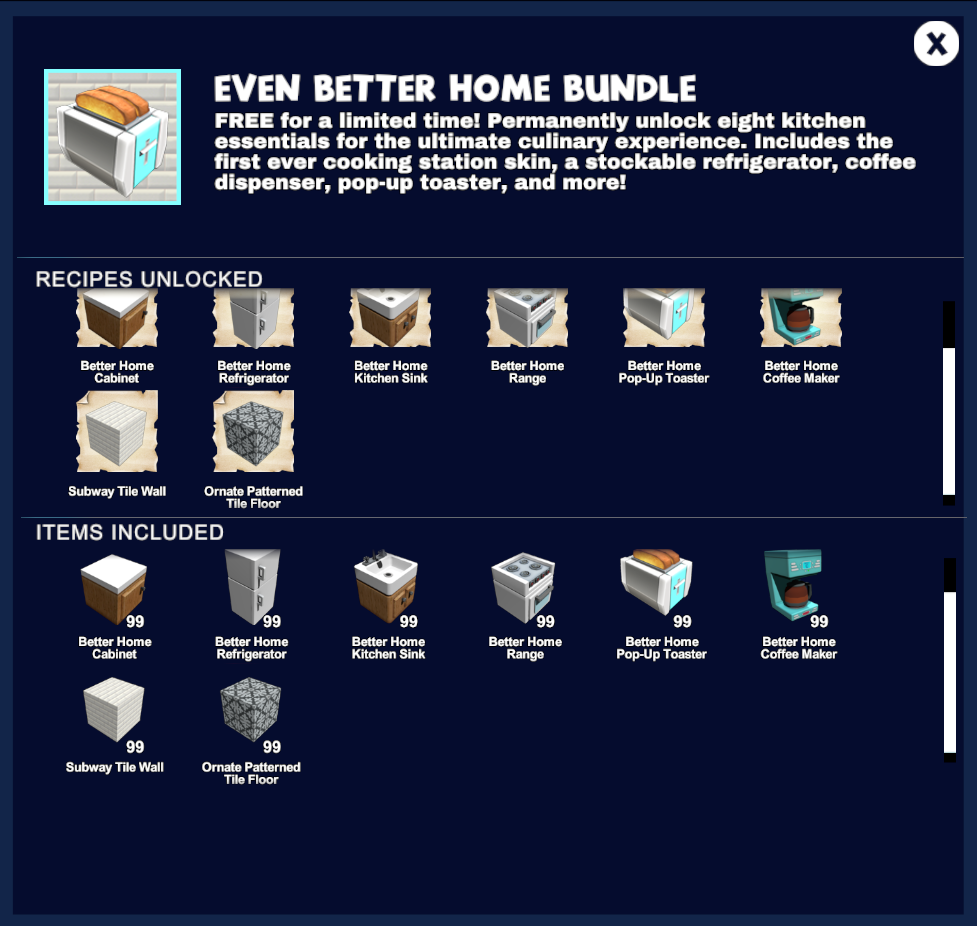Even Better Home Bundle