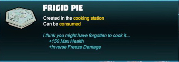 Frigid Pie