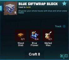 Creativerse Blue Giftwrap Block crafting 2018-12-20 20-55-34-20.jpg