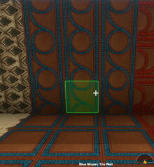 Creativerse Blue Mosaic Tile Wall rotated66010.jpg