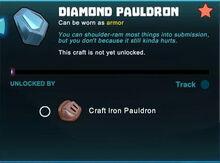Creativerse diamond pauldron unlocking crafting recipe 2018-12-16 19-06-35-121.jpg