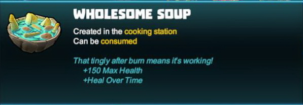 Wholesome Soup