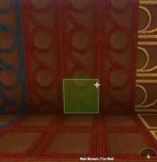 Creativerse Red Mosaic Tile Wall rotated66010.jpg