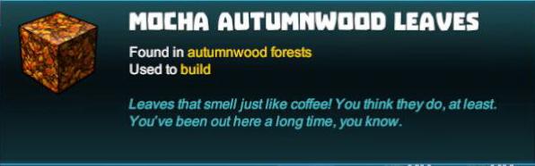 Autumnwood Leaves