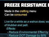 Freeze Resistance Potion