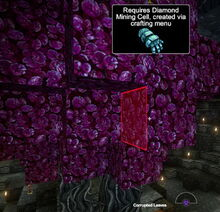 Creativerse corrupted leaves diamond mining cell 2018-07-09 12-04-54-39.jpg