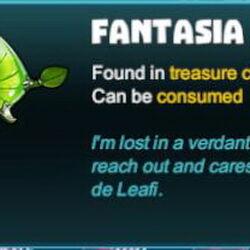 Fantasia De Leafi