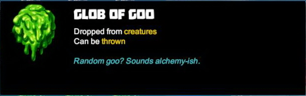 Glob of Goo