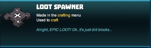 Loot Spawner