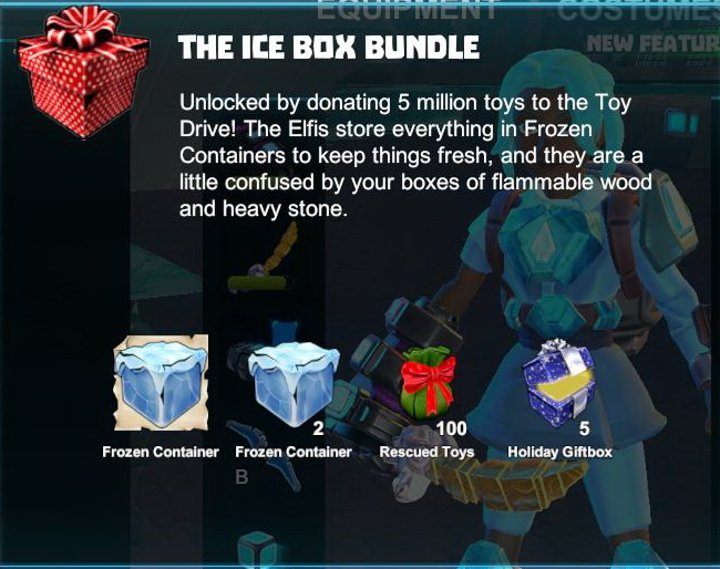 Ice Box Bundle