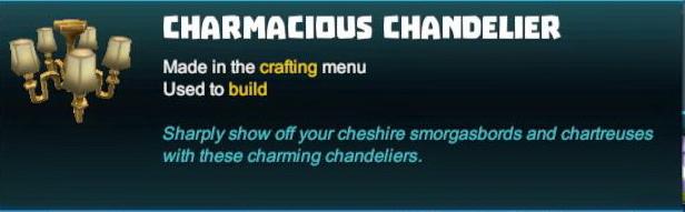 Charmacious Chandelier
