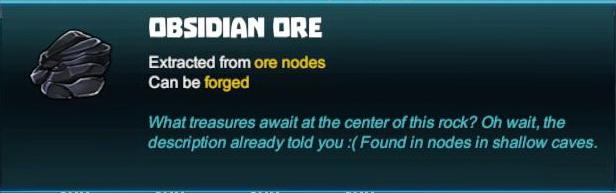 Obsidian Node
