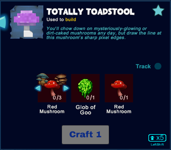 Totally Toadstool