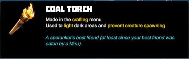 Coal Torch