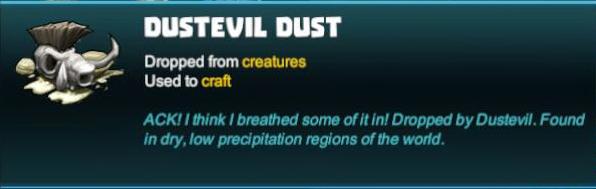 Dustevil Dust