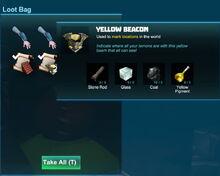Creativerse beacon yellow 2017-12-27 17-46-03-84 Thing loot.jpg