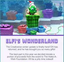 01 Creativerse Elfi's Wonderland update is here 2018-12-23 21-31-54-40.jpg