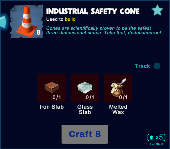 Industrial Safety Cone