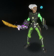 Creativerse Electro cycle green 2018-08-22 21-42-20-42 5 basic armor costume sets.jpg