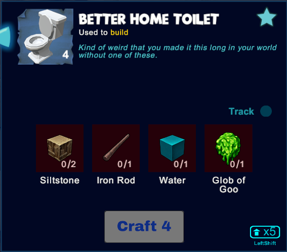 Better Home Toilet