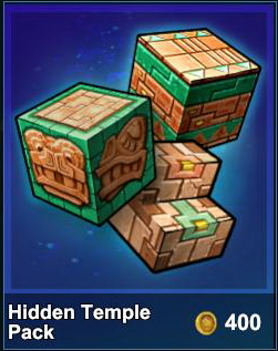 Hidden Temple Pack